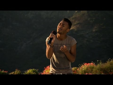 Marcus Collins' Judges' Houses audition - The X Factor 2011 Judges' Houses (Full Version)