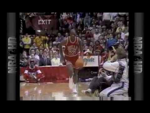 Michael Jordan: Dunk Contest Legacy 1987-88