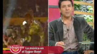 getlinkyoutube.com-Las mejores presentaciones en el Super Bowl - Venga la alegria - www.tvazteca.com.flv