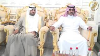 getlinkyoutube.com-الحفل الخطابي في حفل الشيخ حميد نعيمان الاحيمر بمناسبة زواج ابنه عبدالله