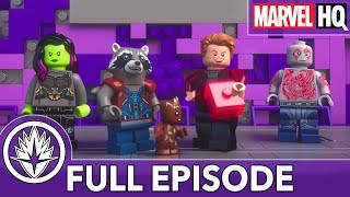 LEGO Guardians Take on Thanos! | Marvel LEGO: The Thanos Threat (ALL EPISODES) width=