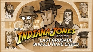 getlinkyoutube.com-How Indiana Jones and the Last Crusade Should Have Ended