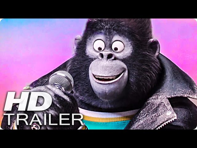 SING Trailer - Animation Blockbuster