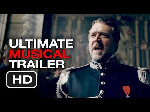 Les Misérables Ultimate Musical Trailer (2012) - Anne Hathaway, Hugh Jackman Movie HD