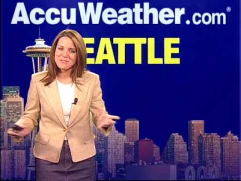 Weather Girl - Surprise TV Marriage Proposal