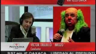 getlinkyoutube.com-Carmen Aristegui entrevista a Brozo