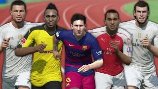 getlinkyoutube.com-FIFA 16 Speed Test | Fastest players in FIFA without the ball