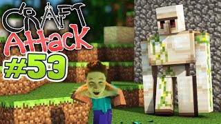 getlinkyoutube.com-GASSI GEHEN MIT MARC, LEBEN AM LIMIT!! | Minecraft CRAFT ATTACK #53 | Dner