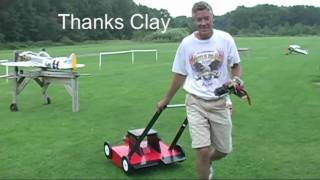getlinkyoutube.com-Flying Lawn Mower