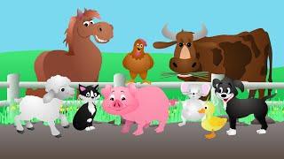 getlinkyoutube.com-Best Animal Sounds Song