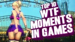 getlinkyoutube.com-Top 10 - WTF moments in gaming