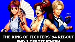 getlinkyoutube.com-The King of Fighters 94 Rebout - SND (Women's Team) 1 Credit Finish