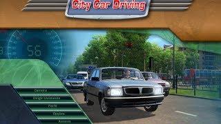 getlinkyoutube.com-Como Andar Com Cambio Automático No City Car Driving
