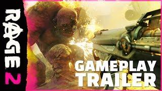 RAGE 2 - Gameplay Trailer