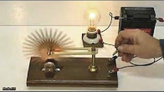 getlinkyoutube.com-Barlow's wheel, electric motor