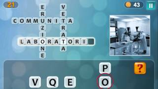 getlinkyoutube.com-Soluzioni PixWords Italiano - Livelli 1-50