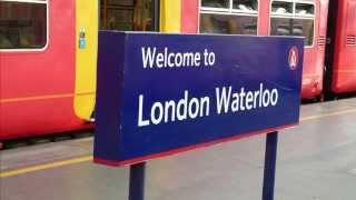 getlinkyoutube.com-Fantastic Train Announcements at London Waterloo 30 July 2014