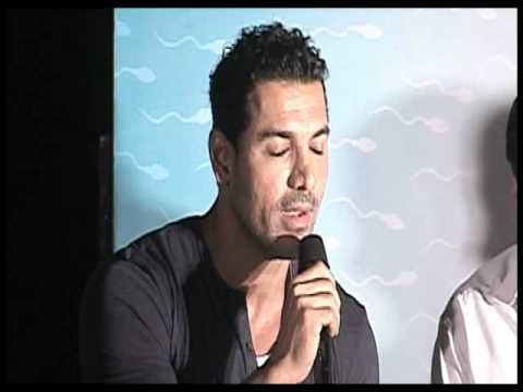Vicky Donor - First Look Launch - John Abraham & Ayushman