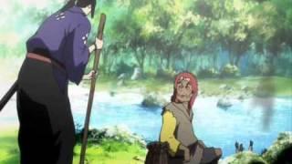 Jin meets Miyamoto Musashi?? HUWAAAT?!
