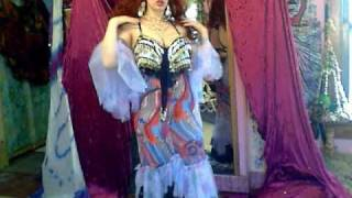 getlinkyoutube.com-kashmir gypsy dress united states super star ohio studio belly dancer dayton ohio