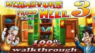 getlinkyoutube.com-Neighbours From Hell 3 - ALL Episodes [100% walkthrough]
