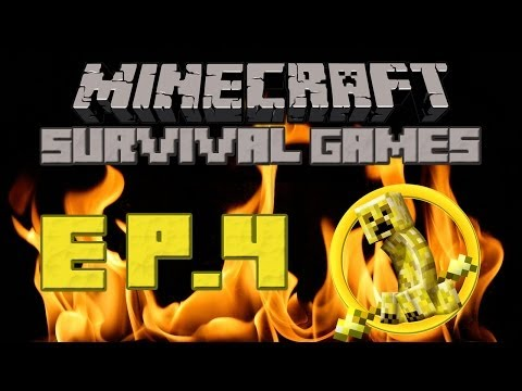 Minecraft Survival Games - Ep.4 - Why Hex Why?