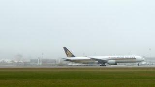 getlinkyoutube.com-MISSED LANDING Singapore Airlines B777-312ER Munich Airport