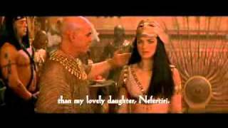 getlinkyoutube.com-Anck-Su-Namun & princess Nefertiri