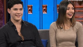 getlinkyoutube.com-After Degrassi: Ricardo Hoyos & Cristine Prosperi