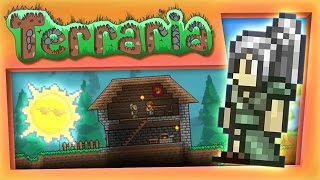 Terraria - First Night Build Competition!
