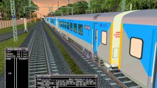 IRTS: Bhopal Shatabdi (BPL - JHS) Journey Part 1