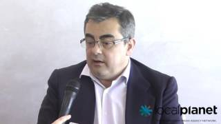 Local Planet Global Conference: Jose Luis de Rojas, Zertem