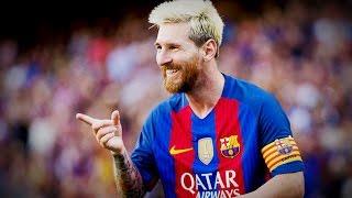 Lionel Messi - Voy Saltando - Skills & Goals 2016/17 HD