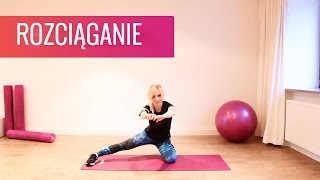 getlinkyoutube.com-Rozciąganie nóg (stretching)   Codziennie Fit