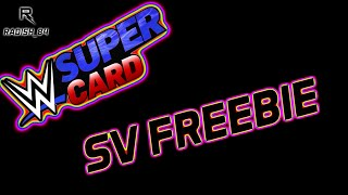 getlinkyoutube.com-WWE Supercard: SV FREEBIE