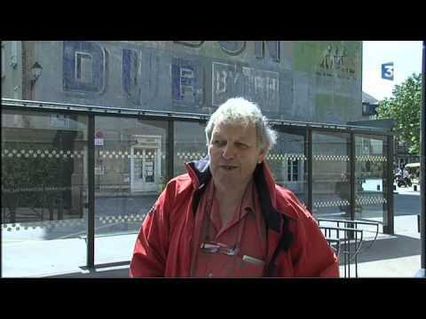 Le mur de publicite Dubonnet de Rennes, retour sur son histoire