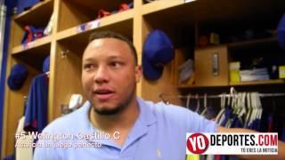 Welington Castillo y los Cubs acarician un juego perfecto