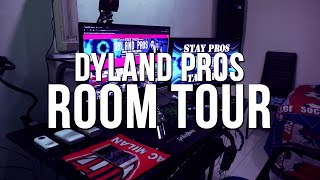 Dyland PROS ROOM TOUR 2016 - Special 15.000 Subscribers !