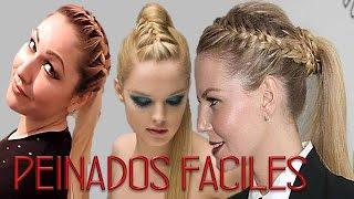 Peinados Con Coletas Faciles Cuatro Opciones