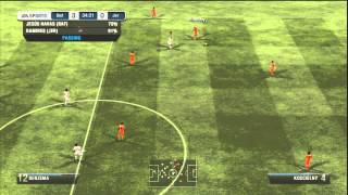 FIFA 13 Tutorial: Defending against Pace/ Possession