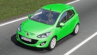 getlinkyoutube.com-Mazda 2 drive (Links) - Racer: free game