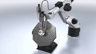 getlinkyoutube.com-TRUMPF laser systems: TruLaser Robot 5020 - Excellence in sheet metal