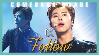 [Solo  Stage] U KNOW   Intro + Follow ,  유노윤호    Intro + Follow   Show   Music Core 20190615