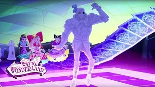 The Wonderlicious Dance Off | Ever After High
