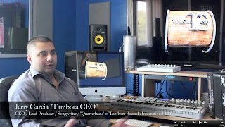 How to get an investor as a Singer / Artist - Jerry Garcia of Tambora Records International
