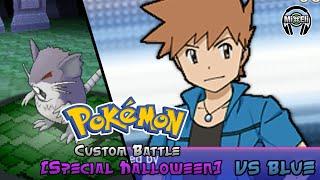 getlinkyoutube.com-Pokemon Special Halloween: Trainer Red VS. Rival Blue