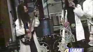 getlinkyoutube.com-C.O.G. - 'Lab Coat' - live on WWL morning show