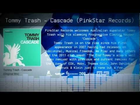 Tommy Trash - Cascade [PinkStar Records - PKS090] - TEASER