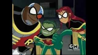 getlinkyoutube.com-Teen Titans- Dressing Up Like Robin