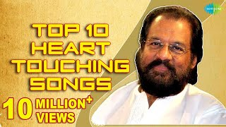 KJ Yesudas Top 10 Heart Touching songs | Tamil Movie Audio Jukebox